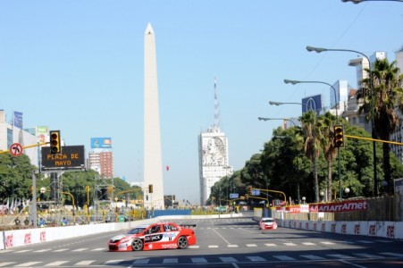 El callejero de Buenos Aires fue votada como la mejor carrera y el aplauso del año