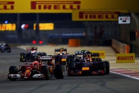 En Sepang las Ferrari fueron noveno (Alonso) y décimo (Raikkonen, foto).