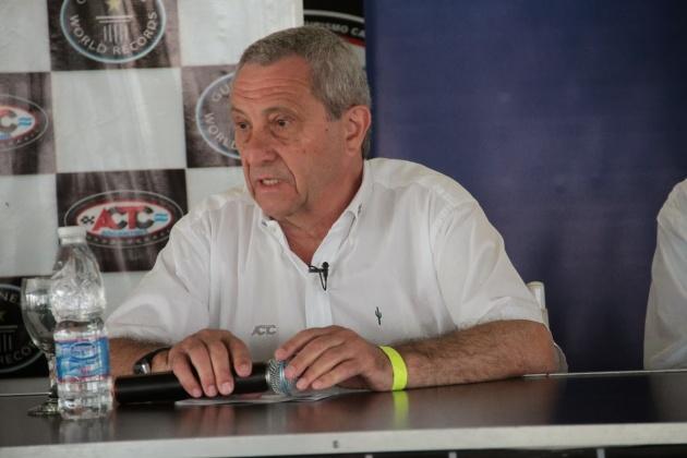 El Dirigente del Año. Hugo Mazzacane, presidente de la ACTC, se llevó uno de los galardones más complicados. Con un año sin tantos desbarajustes, el TC se llevó un aprobado por el periodismo.