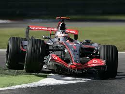 Alonso, en 2007, a bordo del McLaren